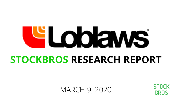 Loblaw Companies (L.TO) Stock Research Report